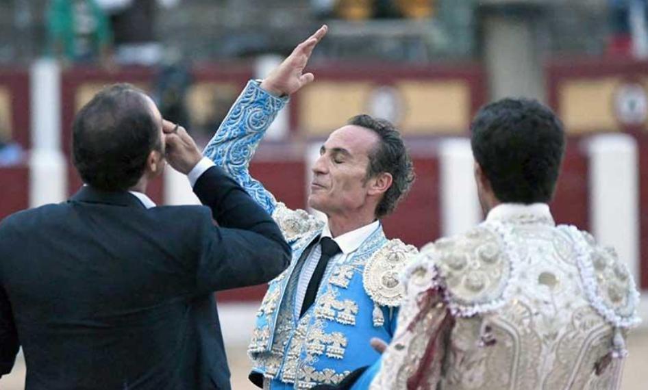 Pedro Calvo se retira del toreo